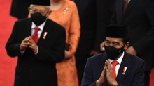 Setahun Jokowi-Ma'ruf, Seleb-Influencer Gencar Digaet Istana