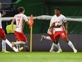 Viral Reaksi Pemain Leipzig Satu Grup dengan Man City dan PSG