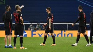 Tanpa Ronaldo, Leipzig Depak Atletico dari Liga Champions