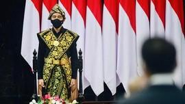 Mengenal Baju Adat Suku Sabu dalam Pidato Kenegaraan Jokowi