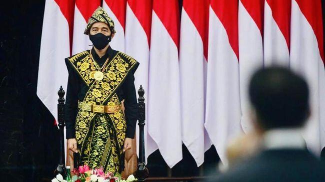 Presiden Jokowi meminta tak ada pihak yang merasa paling agamis maupun pancasilais, atau merasa paling benar dan enggan disalahkan.
