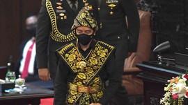 Jokowi Paparkan Kucuran Stimulus Fiskal Corona Negara Lain