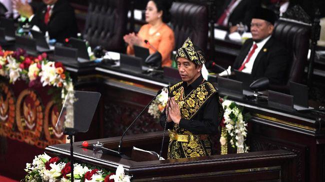 Jokowi meminta agar media tak dikendalikan untuk mendulang click atau like, tapi berperan untuk menumpuk kontribusi bagi kemanusiaan dan kepentingan bangsa.