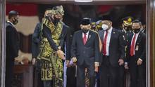 Jokowi Alokasikan Rp414 T untuk Infrastruktur di RAPBN 2021