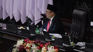 MPR Ingatkan Pemerintahan Jokowi soal Efek Domino Resesi