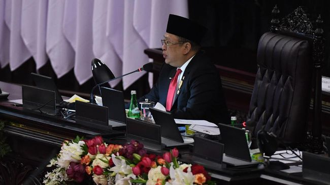 Ketua MPR RI Bambang Soesatyo menilai revisi UU ITE seharusnya kelak mampu membangund an memastikan jaminan kebebasan berpendapat di ruang digital.