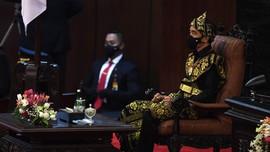 Food Estate, Jokowi Alokasi Dana Ketahanan Pangan Rp104,2 T
