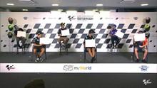 VIDEO: Rossi Dikalahkan Rider Medioker Jelang MotoGP Austria