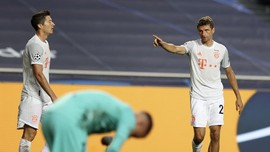 Muller: Mudah Hajar Barca di Liga Champions daripada Brasil