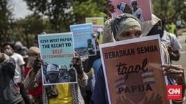 Veronica Koman Beberkan Laporan Dugaan Pelanggaran HAM Papua