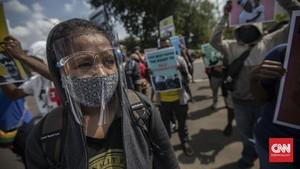 FOTO: Aktivis Papua Peringati 58 Tahun Perjanjian New York