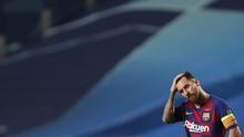 Cara Aneh Di Maria Rayu Messi ke PSG