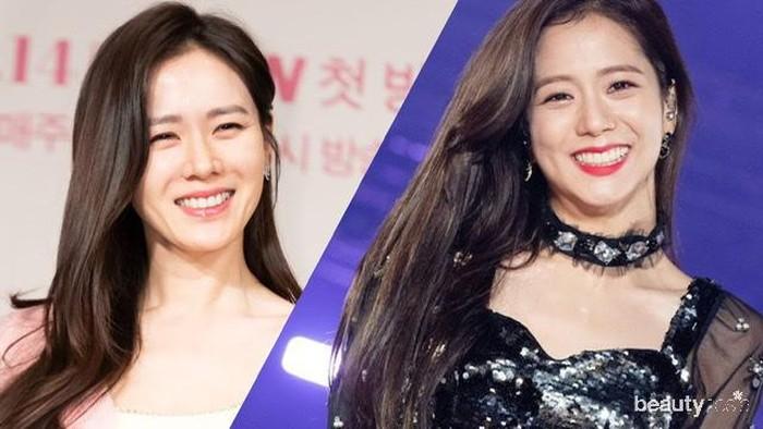 Mirip, Idol K-Pop dan Aktris Ini Bisa Berperan Sebagai Adik-Kakak di Film atau Drama