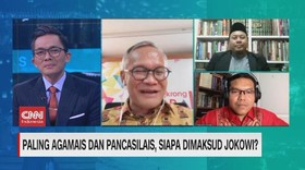 VIDEO: Paling Agamais & Pancasilais, Siapa Dimaksud Jokowi?