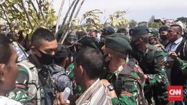 Massa-Aparat Sempat Bentrok di Peringatan 15 Tahun Damai Aceh