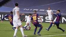 14 Menit Coutinho Jadi Petaka Barcelona di Liga Champions
