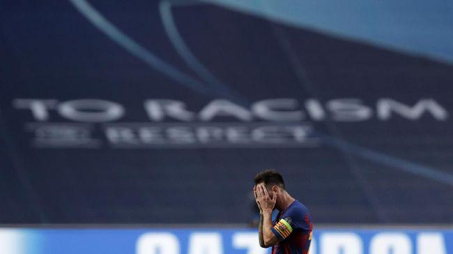 Lionel Messi sudah tidak lagi mencetak gol di El Clasico sejak Mei 2018 lalu, tepatnya ketika Cristiano Ronaldo masih bermain untuk Real Madrid.