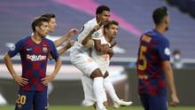 Munchen Unggul 4-1 atas Barcelona di Babak Pertama