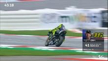 VIDEO: Rossi Kesulitan di Hari Pertama MotoGP Austria