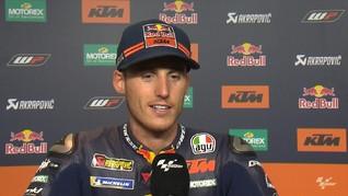 VIDEO: Tercepat di FP1 MotoGP Austria Pol Espargaro Lega