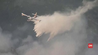 VIDEO: Kebakaran di California Masih Berlanjut