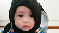 <p>Arkana kini tumbuh menjadi bayi yang menggemaskan. (Foto: Instagram @ataliapr)</p>