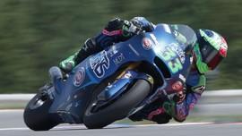 Hasil Moto2 Emilia Romagna: Bastianini Juara, Marini Tertekan