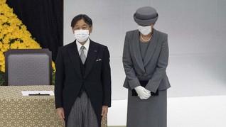 Kaisar Jepang Menyesalkan Kekejaman Militer Selama PD II