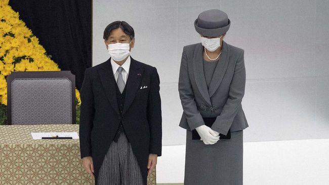 Kaisar Jepang, Naruhito, khawatir ajang Olimpiade yang bakal digelar di Tokyo pada Juli mendatang dapat memperparah tingkat penularan Covid-19 di Negeri Sakura.