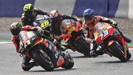 Marquez Biang Kerok Insiden Aleix dan Pol di MotoGP Aragon