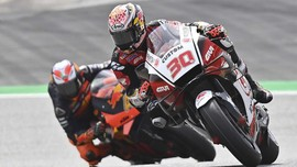 Hasil Kualifikasi MotoGP Teruel: Nakagami Pole Position