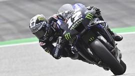 FOTO: Kualifikasi MotoGP Austria Jadi Milik Yamaha-Ducati