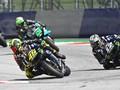 Antiklimaks Yamaha di MotoGP 2020