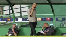 Disingkirkan Lyon, Rapor Buruk Guardiola Berlanjut