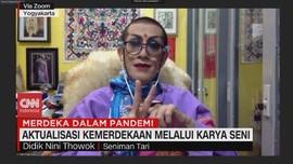VIDEO: Aktualisasi Kemerdekaan Melalui Karya Seni
