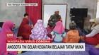 VIDEO: Anggota TNI Gelar Kegiatan Belajar Tatap Muka