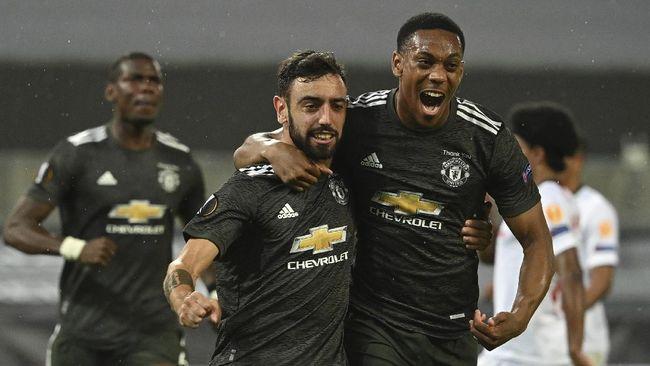 Manchester United akan menghadapi Crystal Palace dalam laga Liga Inggris. Berikut fakta menarik duel tersebut.
