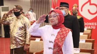 Menaker Sebut Pandemi Tak Surutkan Semangat Majukan Indonesia