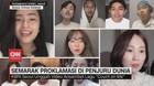 VIDEO: Keseruan Kemerdekaan Ke-75 RI di Luar Negeri