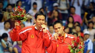 Kido/Hendra dan Kenangan Indonesia Raya Berkumandang di China