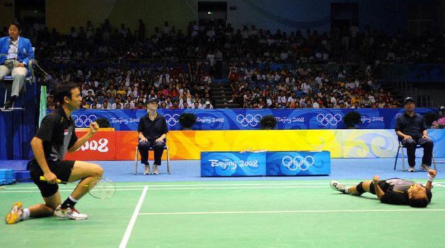 Hendra Setiawan berpeluang menciptakan rekor di Olimpiade Tokyo 2020 yang akan sulit dipecahkan dalam cabang badminton Olimpiade.
