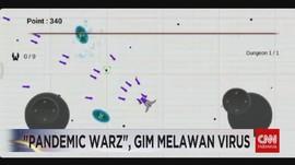 VIDEO: Pandemic Warz, Game Melawan Virus Karya Mahasiswa
