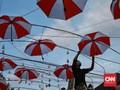 Ucapan 'Dirgahayu Indonesia' Jadi Trending Topic Dunia