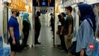VIDEO: Sikap Sempurna di Stasiun MRT