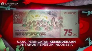 Daftar Baju Adat Uang Rp75 Ribu: Aceh, Tidung, sampai Papua
