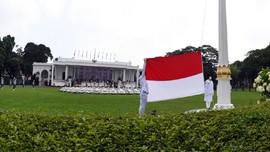 Pemerintah Gelar Upacara 17 Agustus Secara Terbatas di Istana