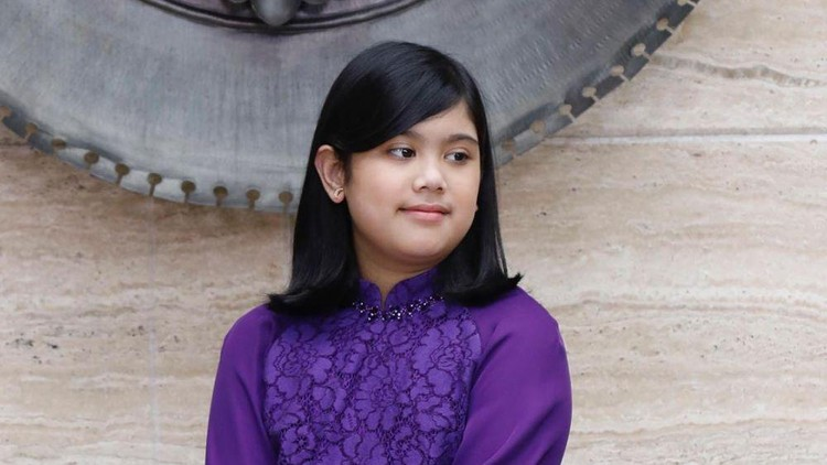 Almira Tunggadewi Yudhoyono