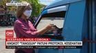 VIDEO: Angkot 'Tangguh' Patuhi Protokol Kesehatan