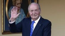 Eks Raja Spanyol Bayar Pajak Rp69,5 M Terkait Skandal Korupsi
