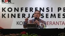 KPK Bantah Turunkan Anggaran Pemberantasan Korupsi 2021